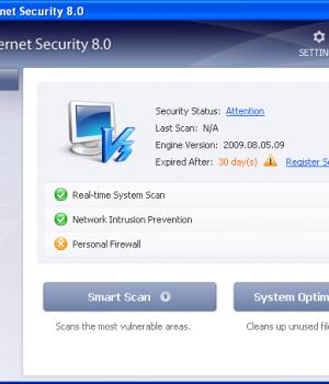 AhnLab V3 Internet Security Ekran Görüntüleri - 2