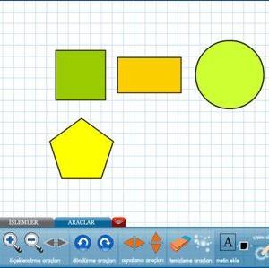 Öğretmen Akıllı Matematik Aracı Ekran Görüntüleri - 1