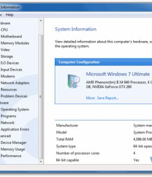 Auslogics System Information Ekran Görüntüleri - 3