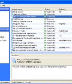 Auslogics Task Manager Ekran Görüntüleri - 1