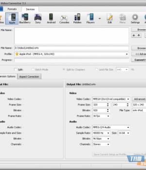 AVS Video Converter Ekran Görüntüleri - 2