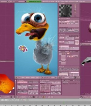 Blender Ekran Görüntüleri - 3