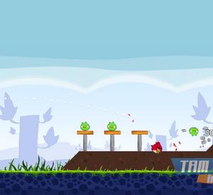 Chrome Angry Birds Ekran Görüntüleri - 3