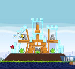 Chrome Angry Birds Ekran Görüntüleri - 2
