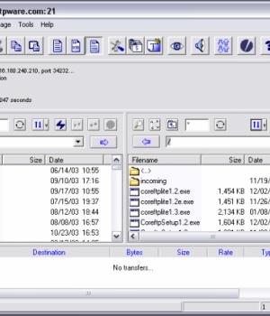 Core FTP LE Ekran Görüntüleri - 3