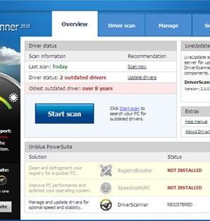 DriverScanner Ekran Görüntüleri - 2