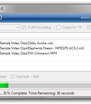 EncodeHD Ekran Görüntüleri - 1