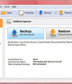 FBackup Ekran Görüntüleri - 3