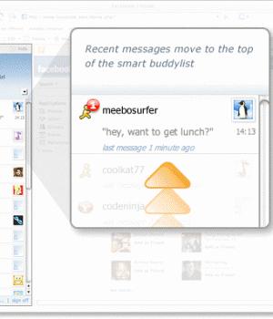 Meebo Ekran Görüntüleri - 1