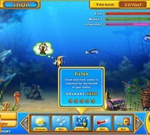 Fishdom Ekran Görüntüleri - 1