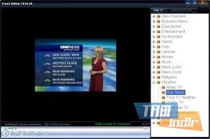 FreeZ Online TV Ekran Görüntüleri - 1