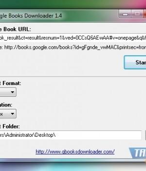 Google Books Downloader Ekran Görüntüleri - 1