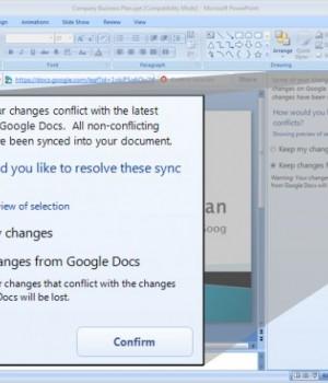 Google Cloud Connect for Microsoft Office Ekran Görüntüleri - 1
