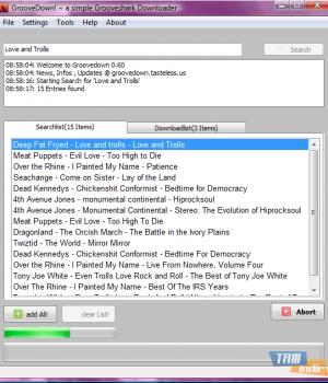 GrooveDown Ekran Görüntüleri - 2