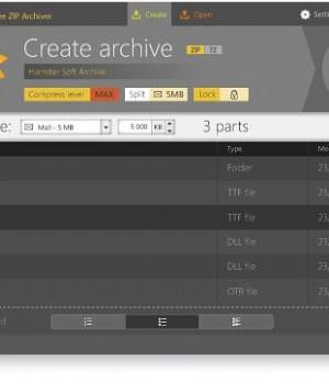 Hamster Free Zip Archiver Ekran Görüntüleri - 2
