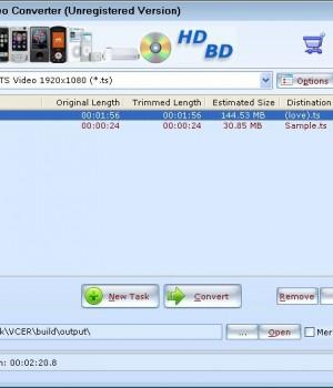 E.M. HD Video Converter Ekran Görüntüleri - 2