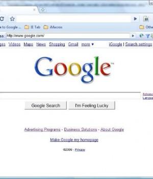 Chrome IE Tab Ekran Görüntüleri - 2