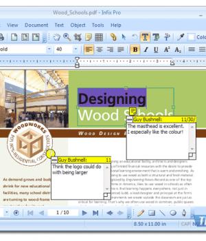 Infix PDF Editor Ekran Görüntüleri - 3