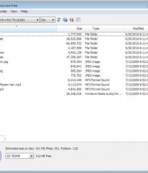 BurnAware Free Ekran Görüntüleri - 1