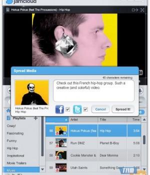 JamCloud Ekran Görüntüleri - 1
