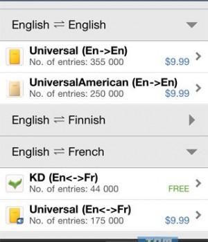 ABBYY Lingvo Dictionaries Ekran Görüntüleri - 1