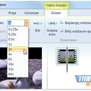 Windows Live Movie Maker Ekran Görüntüleri - 1