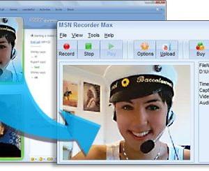 MSN Recorder Max Ekran Görüntüleri - 1