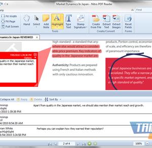Nitro PDF Reader Ekran Görüntüleri - 4