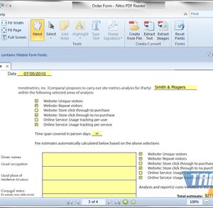 Nitro PDF Reader Ekran Görüntüleri - 2