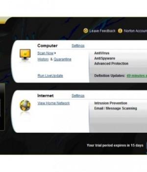 Norton AntiVirus Ekran Görüntüleri - 3