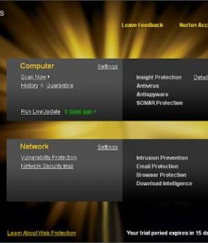 Norton AntiVirus Ekran Görüntüleri - 2