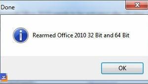 Office 2010 Trial Extender Ekran Görüntüleri - 1