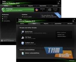 Panda Antivirus Pro Ekran Görüntüleri - 1