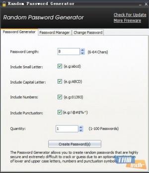 Random Password Generator Ekran Görüntüleri - 2