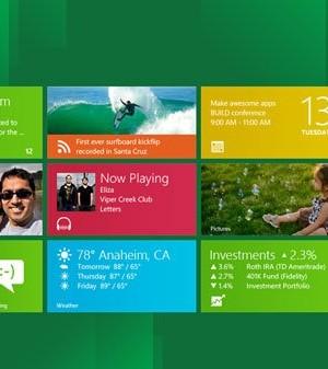 Windows 8 Developer Preview Ekran Görüntüleri - 5