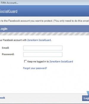 ZoneAlarm SocialGuard Ekran Görüntüleri - 5