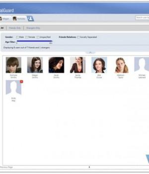 ZoneAlarm SocialGuard Ekran Görüntüleri - 2