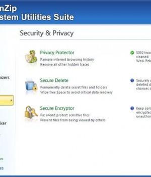 WinZip System Utilities Suite Ekran Görüntüleri - 2