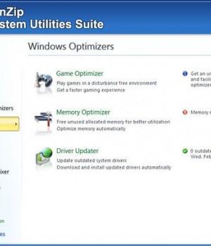 WinZip System Utilities Suite Ekran Görüntüleri - 1
