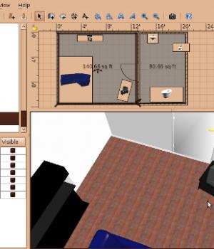 Sweet Home 3D Ekran Görüntüleri - 3
