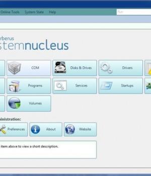 System Nucleus Ekran Görüntüleri - 1