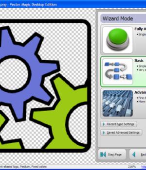 Vector Magic Ekran Görüntüleri - 2