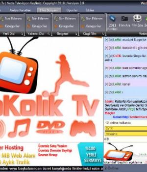 WebKolik Tv Ekran Görüntüleri - 3