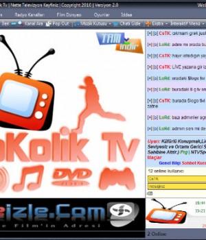 WebKolik Tv Ekran Görüntüleri - 1