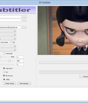 3D-Subtitler Ekran Görüntüleri - 2