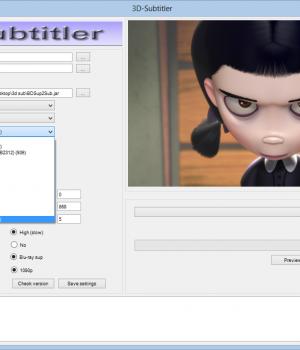 3D-Subtitler Ekran Görüntüleri - 1