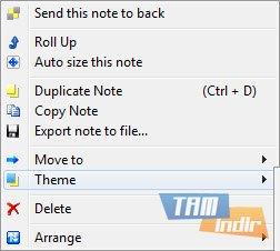 7 Sticky Notes Ekran Görüntüleri - 2