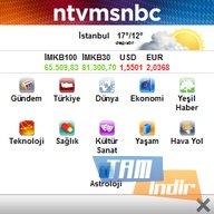NTVMSNBC Ekran Görüntüleri - 1