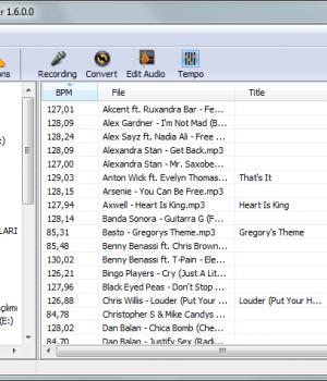 AbyssMedia BPM Counter Ekran Görüntüleri - 2
