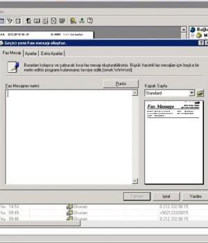 Actfax Server Ekran Görüntüleri - 4